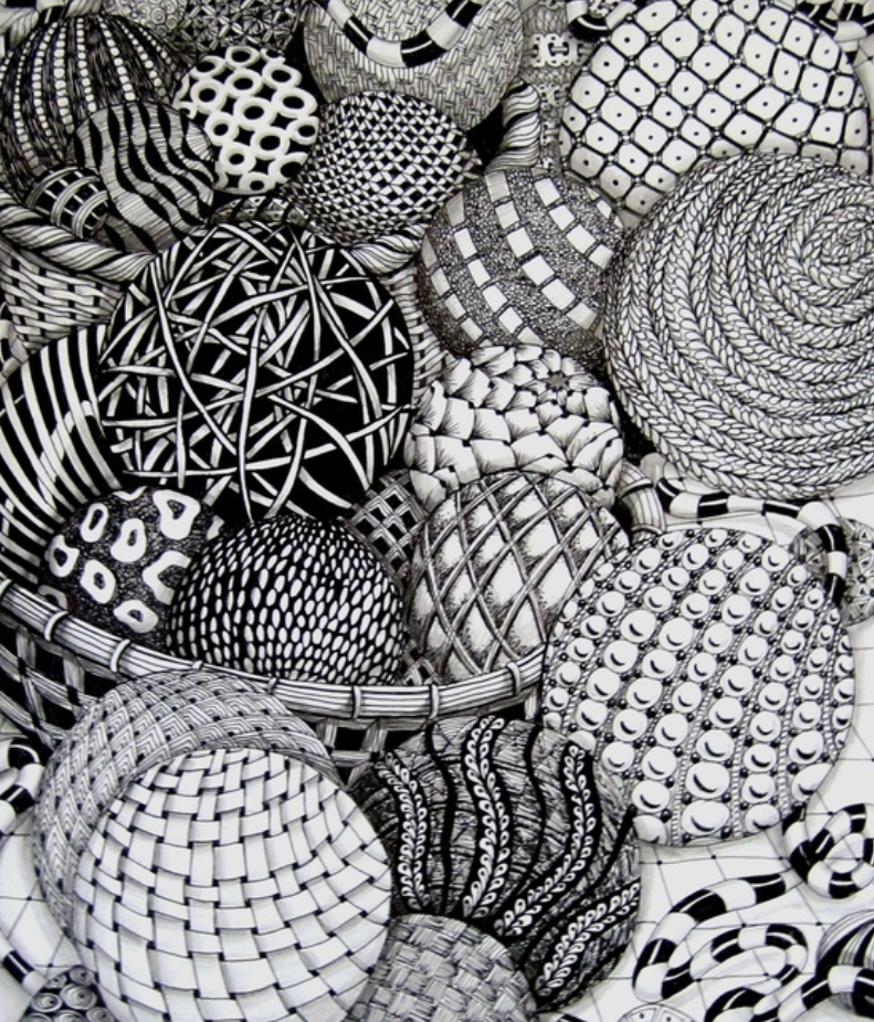 Zentangle The Natural Agent