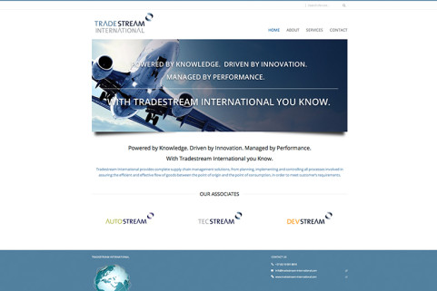 TRADESTREAM INTERNATIONAL