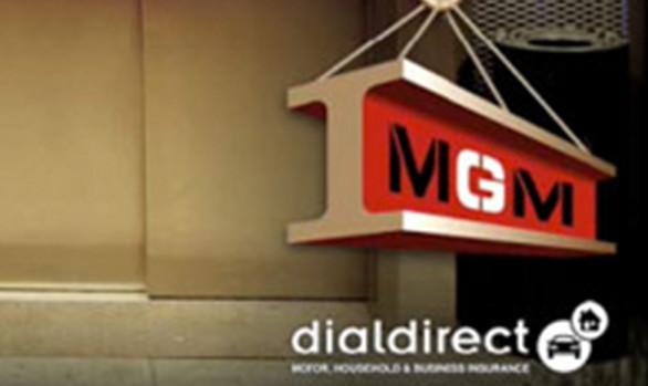 MGM INTERACTIVE PRESENTATION