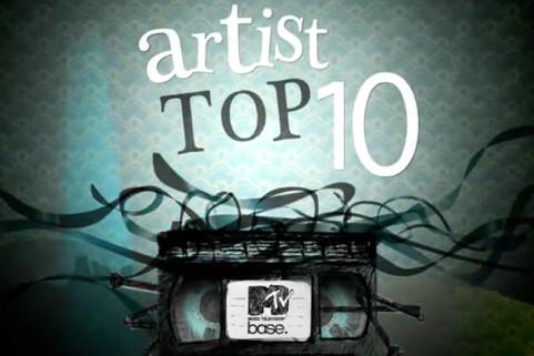 MTV ARTIST TOP 10