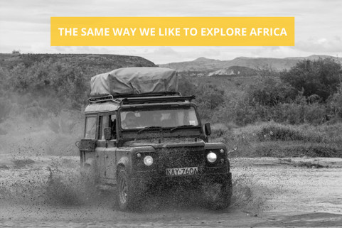 CRUISE AFRICA SAFARIS