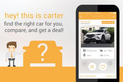 CARTER CAR APP
