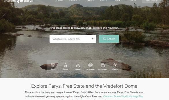 Explore Parys Directory Listing & Tourism Website