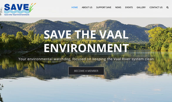 SAVE THE VAAL ENVIRONMENT